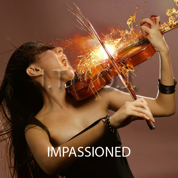 image for Impassioned