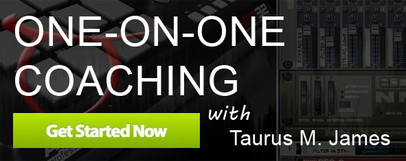 Private Coaching Sessions with Taurus James