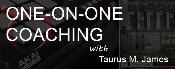 Coaching with Taurus James