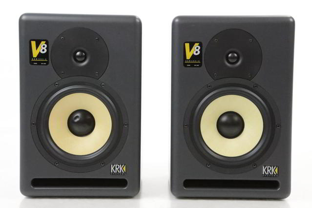 image for KRK Studio Monitors