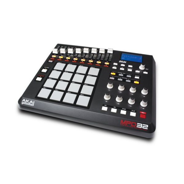 image for Akai MPD32 Basics
