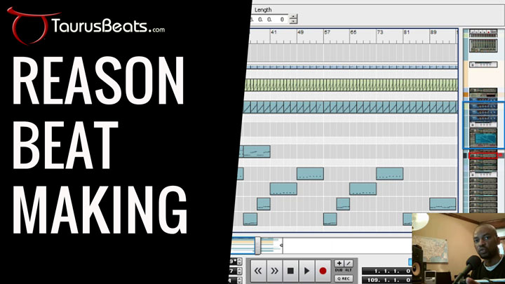 Reason Beat Making image