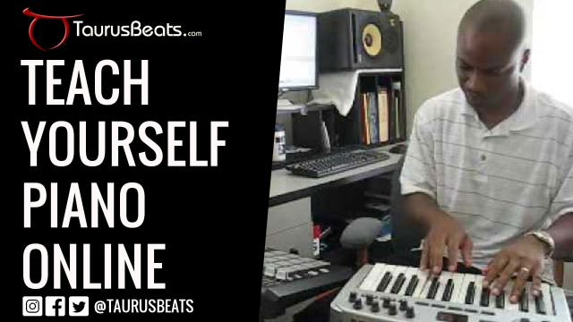image for Teach Yourself Piano