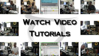 image for Video Tutorials Welcome Message